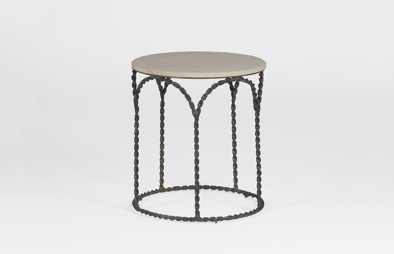 Iron Side Table-$630.00