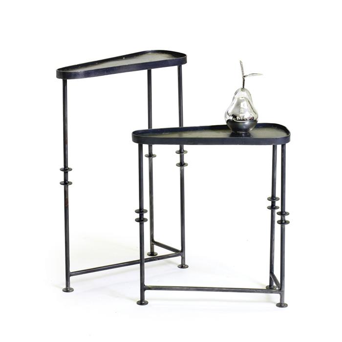Asymmetrical Tables