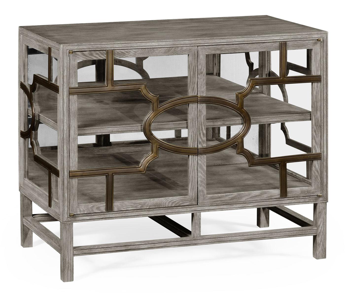 Hewlett Glazed Cabinet