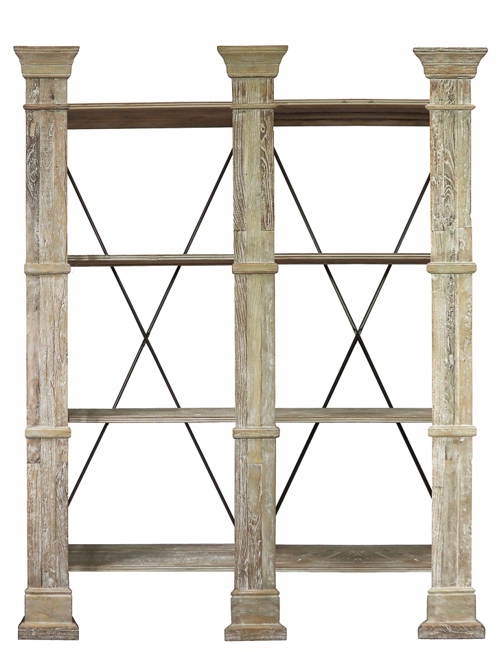 Pilaster Wall Shelf-$1,698.00