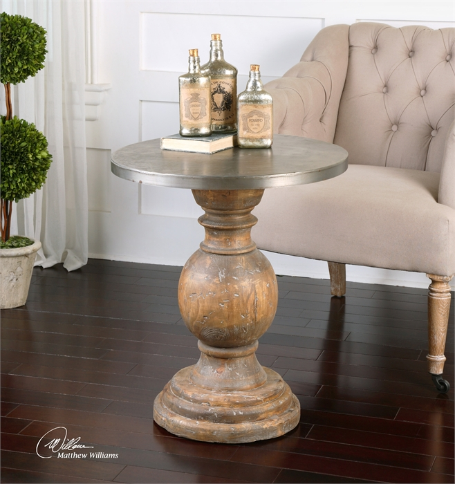 Blythe Accent Table