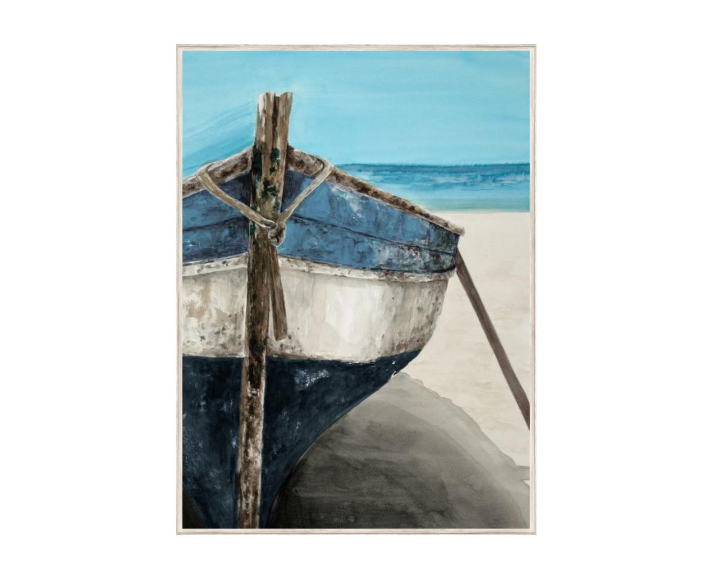 """""""The Blue Boat""""-$998.00"""