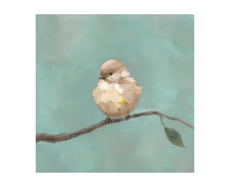 """""""Baby Bird I""""-$225.00"""