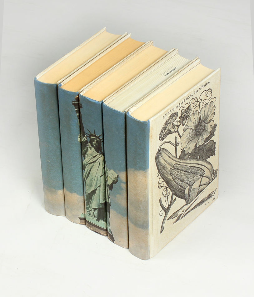 Statue of Liberty Books