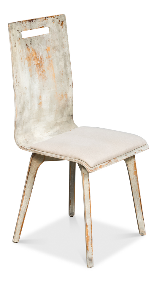 Contemporary Side Chair-$675.00
