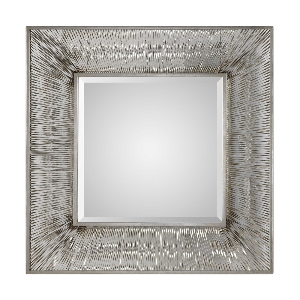 Twisted Square Mirror