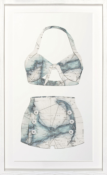 Cape Cod Swim Cutout