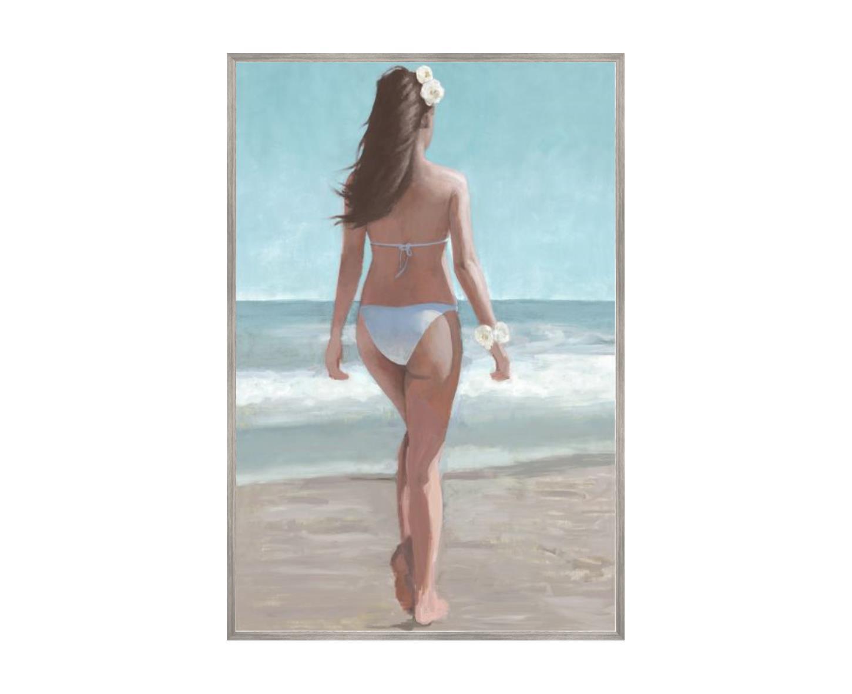 Stroll on the Beach I