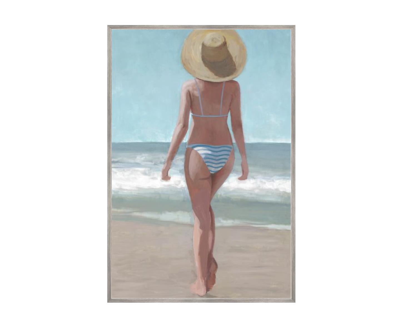 Stroll on the Beach II