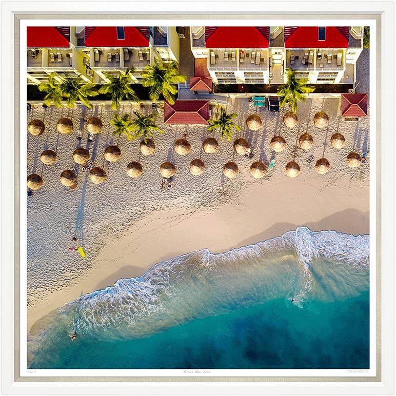 """""""Parasol Palm Beach"""""""