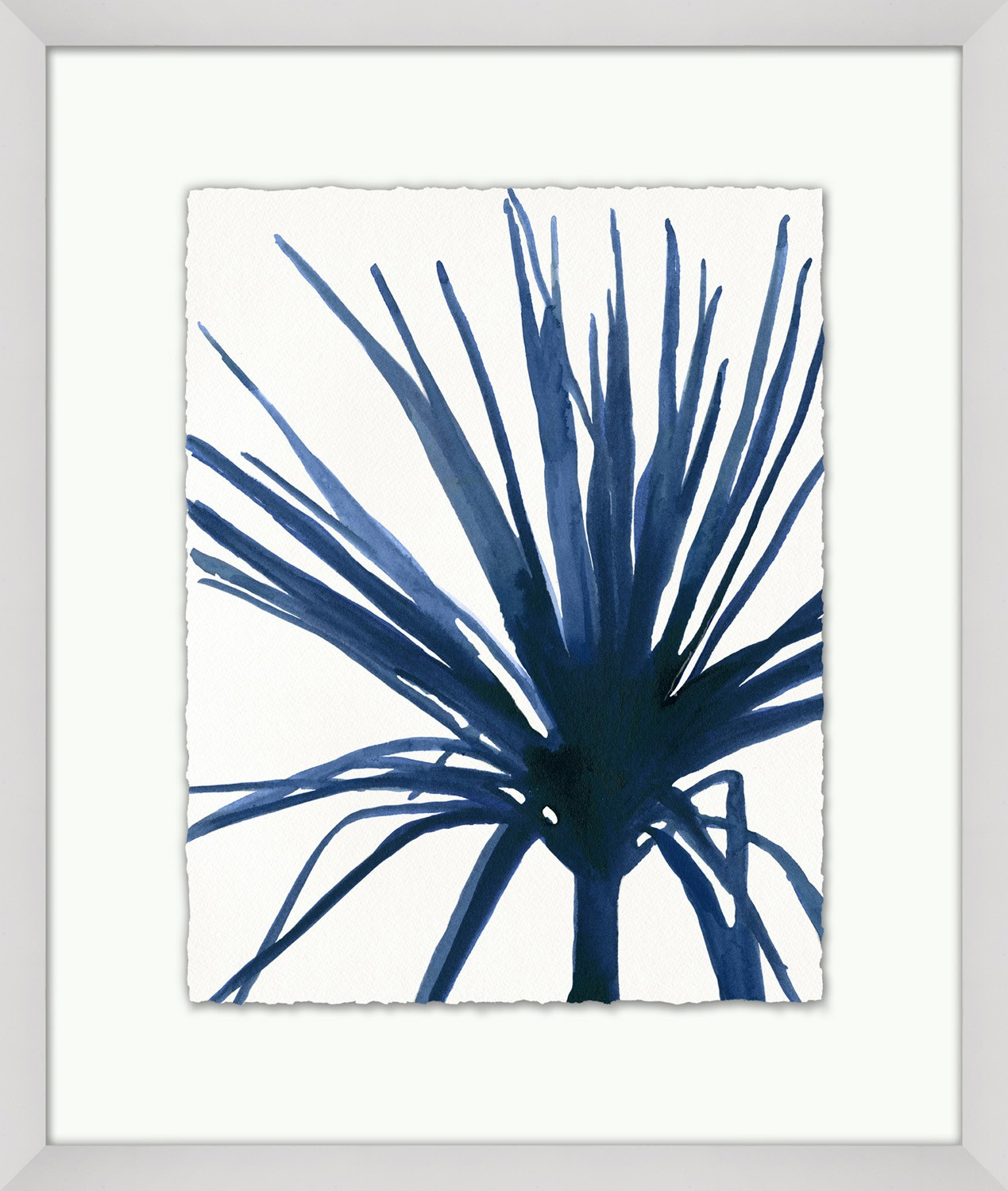 """Indigo Exotic Foliage 2"""