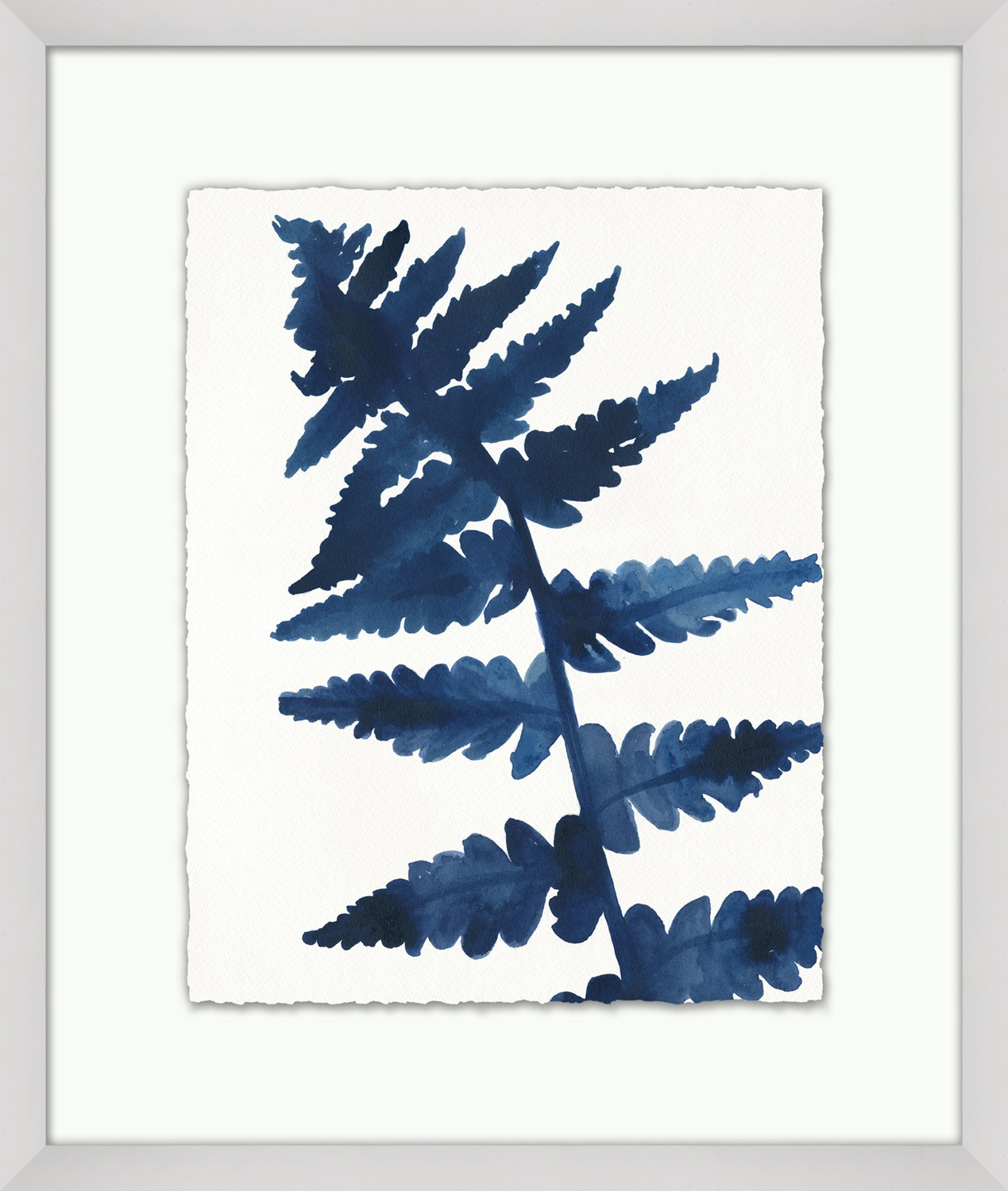 """Indigo Exotic Foliage 5"""