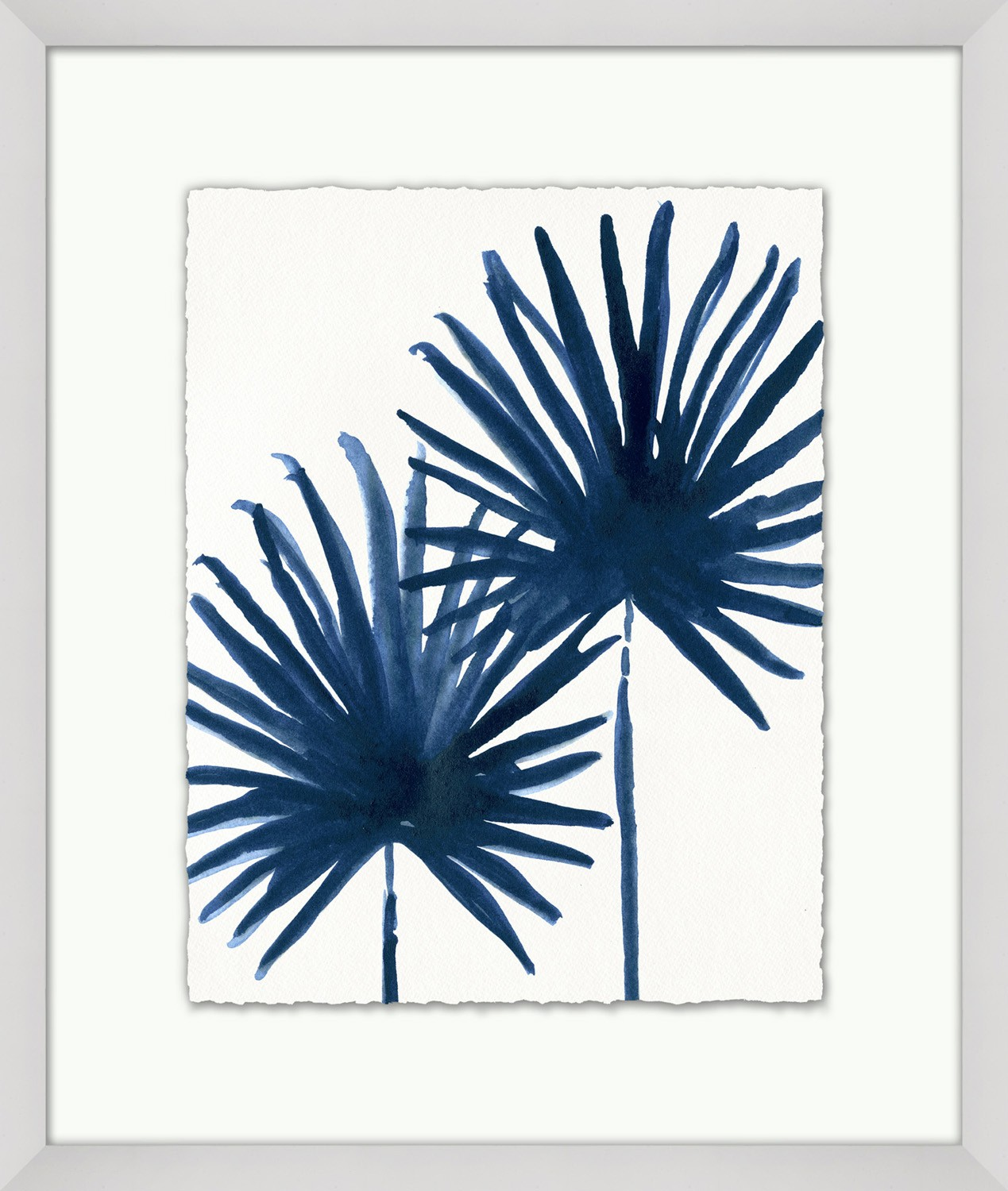 """Indigo Exotic Foliage 6"""
