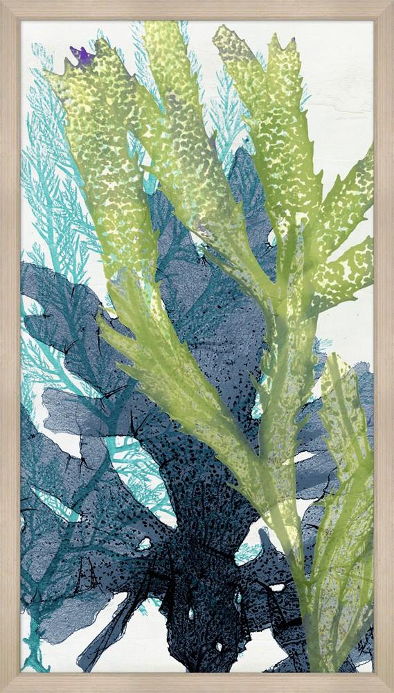 """Layered Sea Grass Panel 1"""