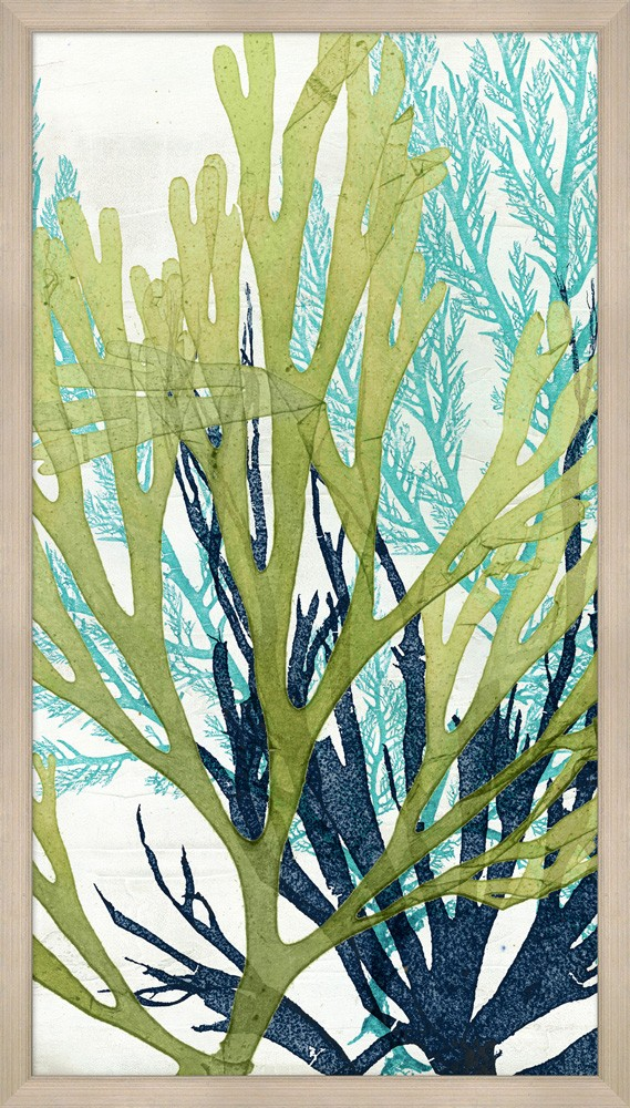 """Layered Sea Grass Panel 2"""