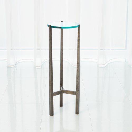 Oculus Table – Natural Iron