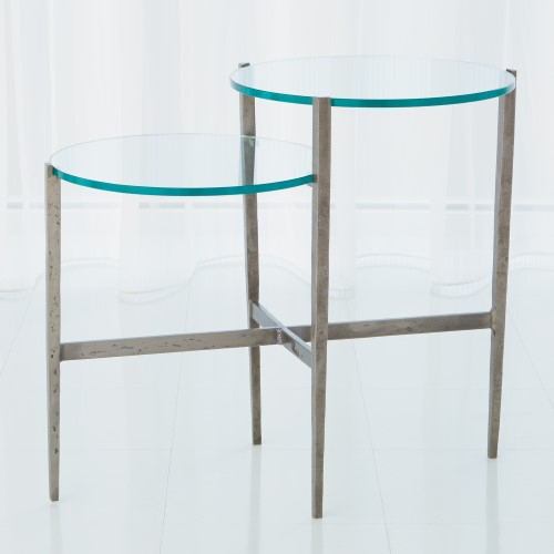 Dante Table – Natural Iron