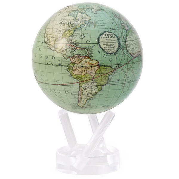 Rotating Globes-Lg. $299.00 Sm. $176.00