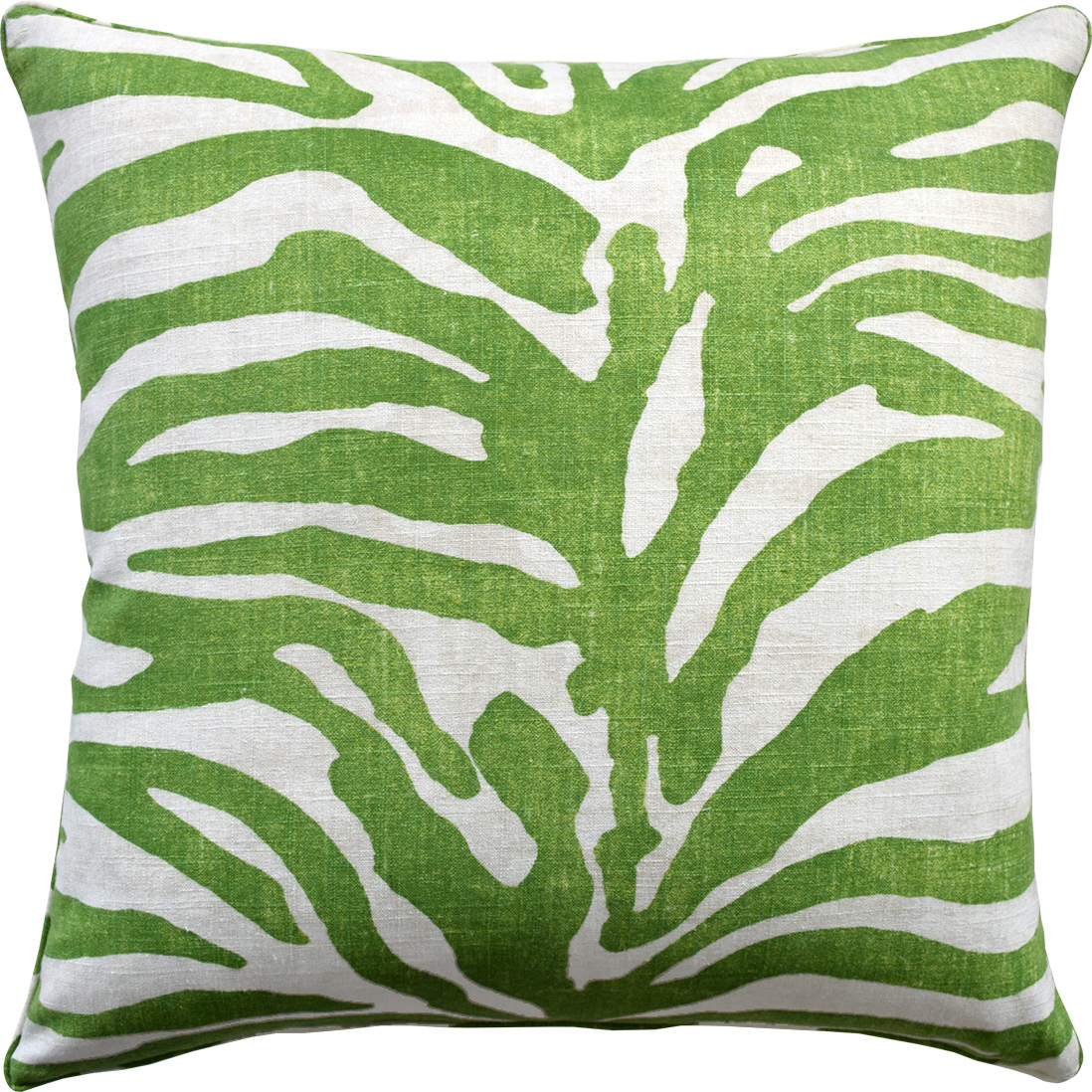Serengeti Green Pillow