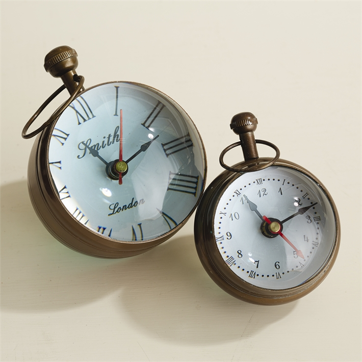 Antique Ball Clocks