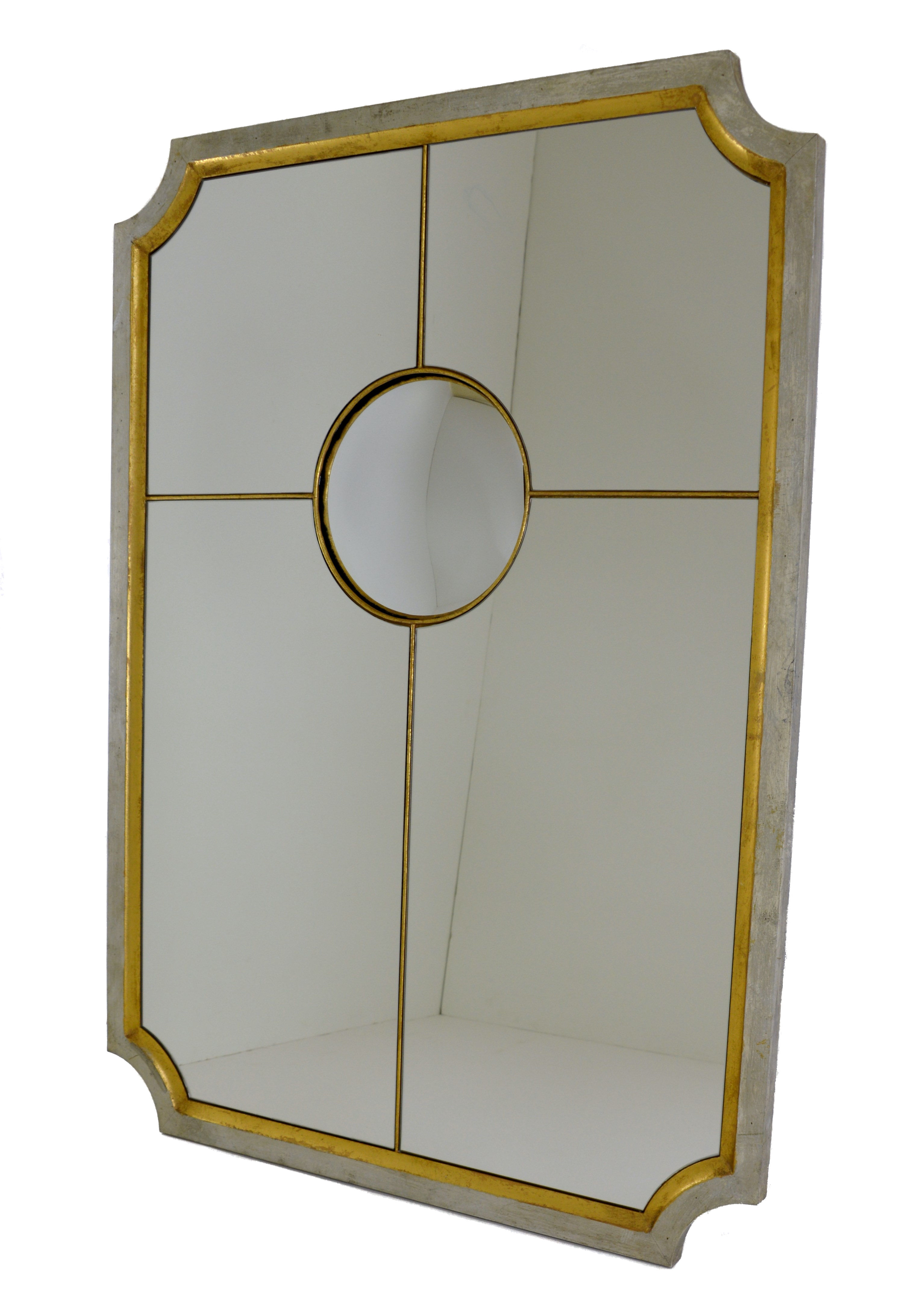 Two Tone Mirror