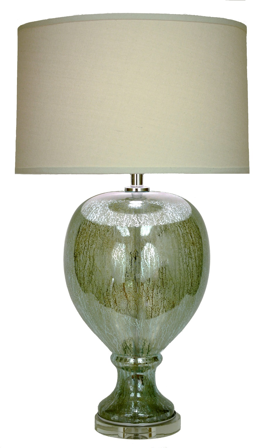 Glass Table Lamp-$475.00