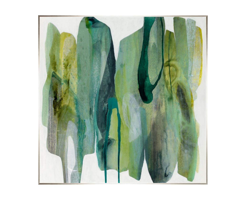 """Green Study II""-$675.00"