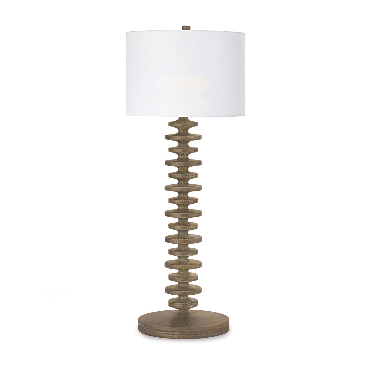 Birch Wood Buffet Lamp-$418.00