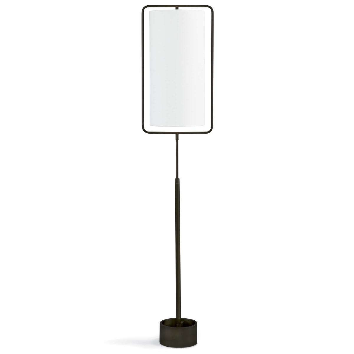 Geo Rectangular Floor Lamp