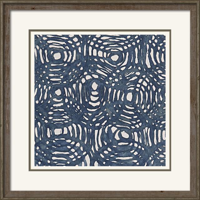 """Circular Azul Marino"""