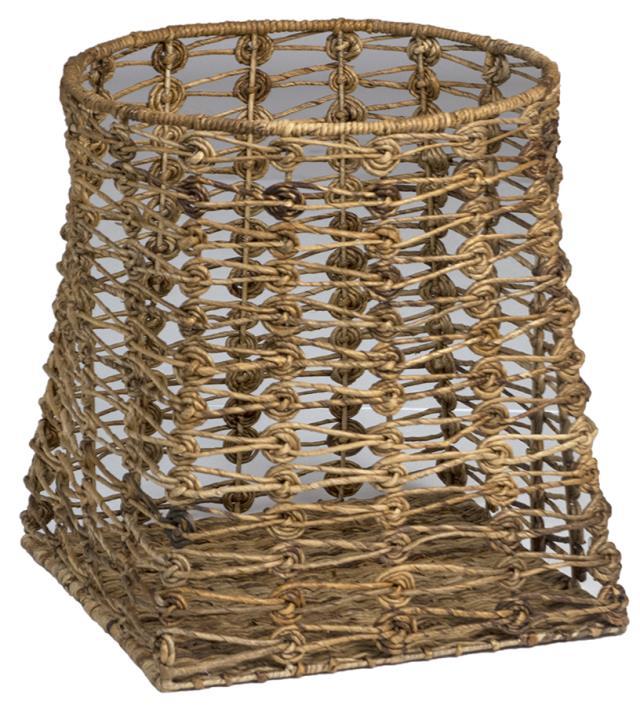 Open Weave Basket-$154,00