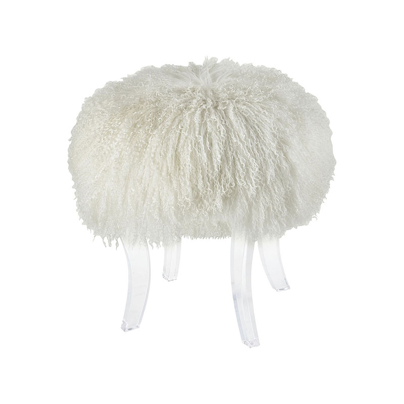 Hair Apparent Stool