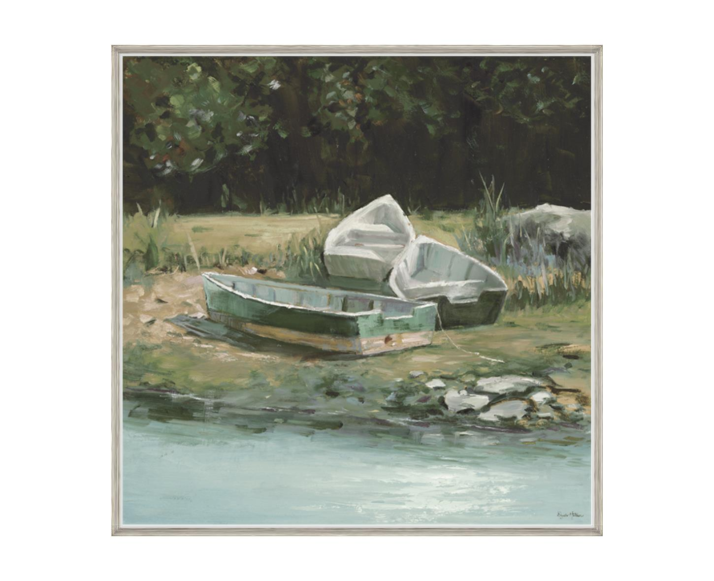 """Boats on the Shore"""