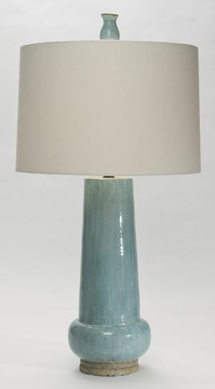 Lute Lamp