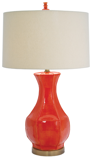 Orange Crush Lamp