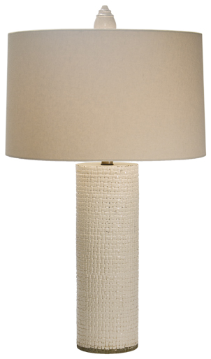 Woven Breeze Lamp