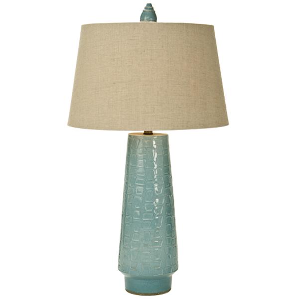 Modern Squares Lamp