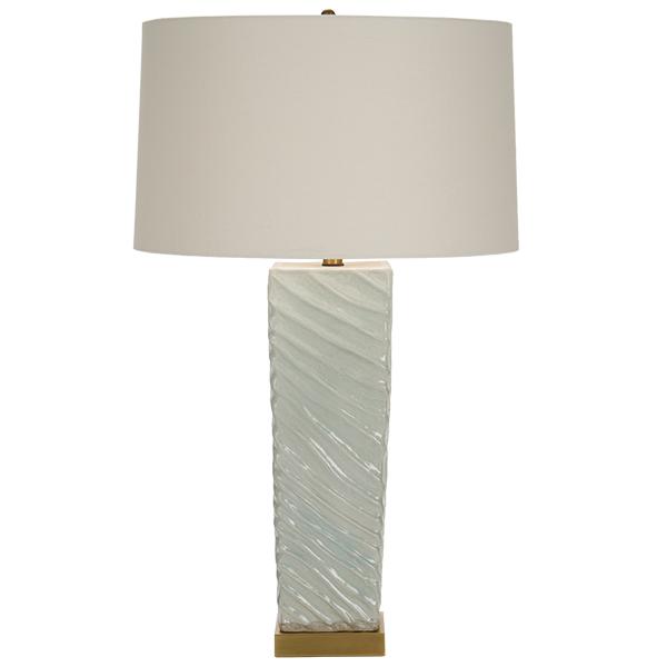 Shoal Celadon Tint Lamp