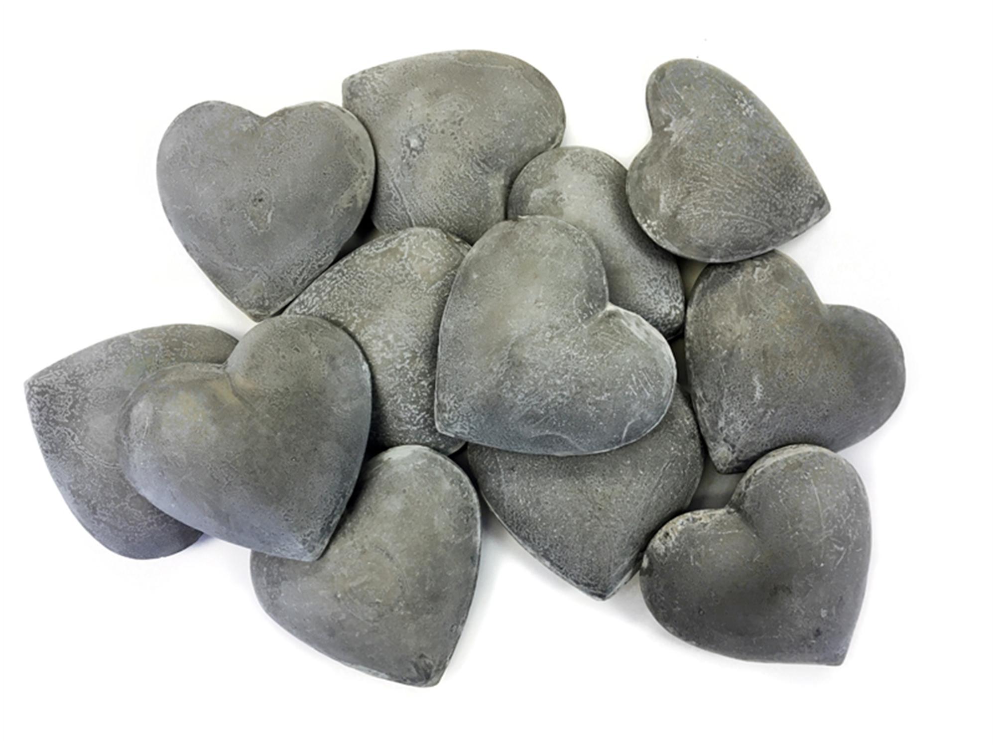 Zinc Hearts