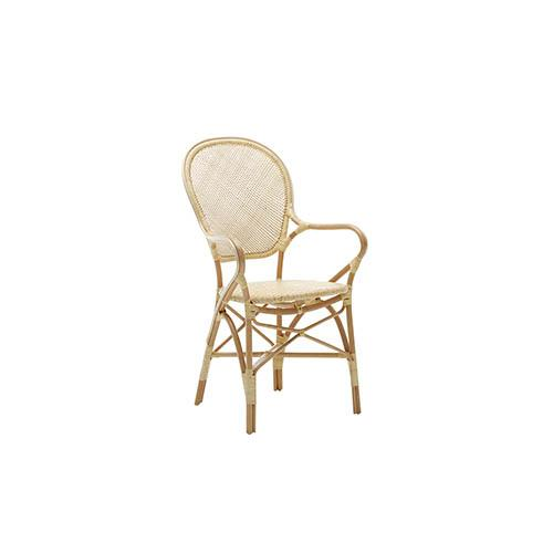 Rossini Rattan Arm Chair