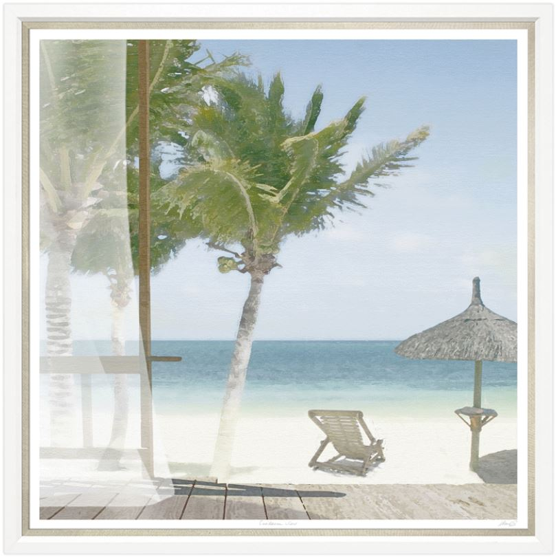"""Caribbean Beach Scenes 4"""
