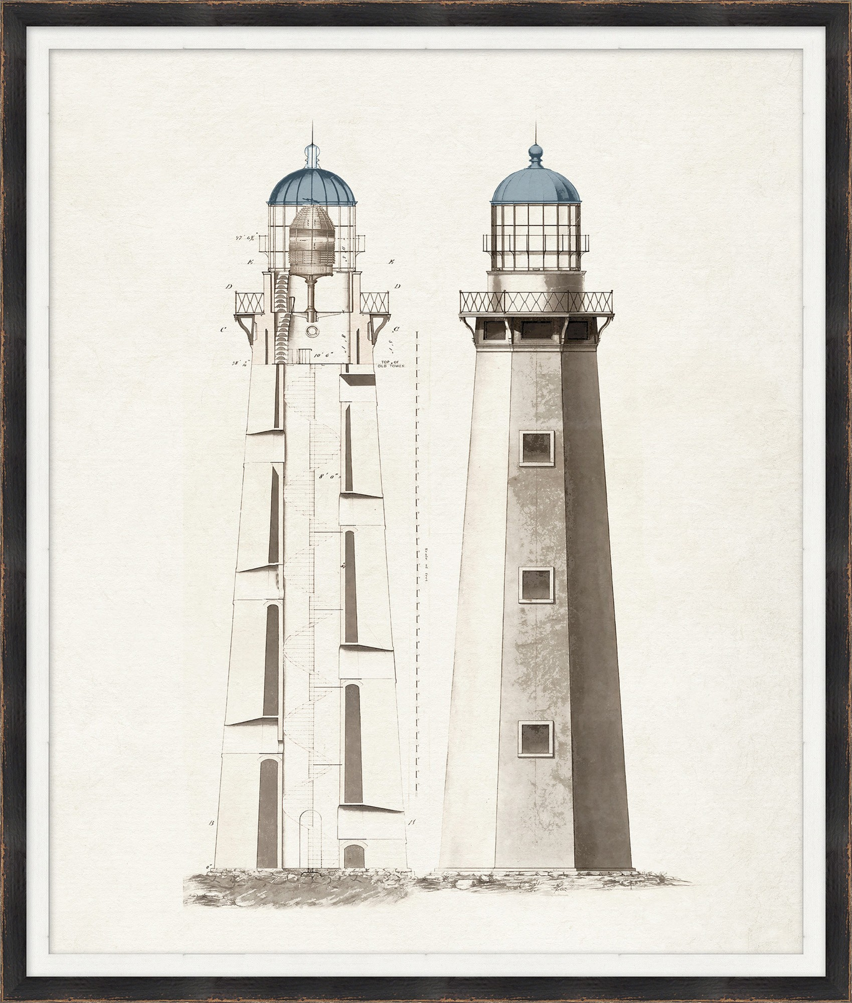 """New England Lighthouse 3"""