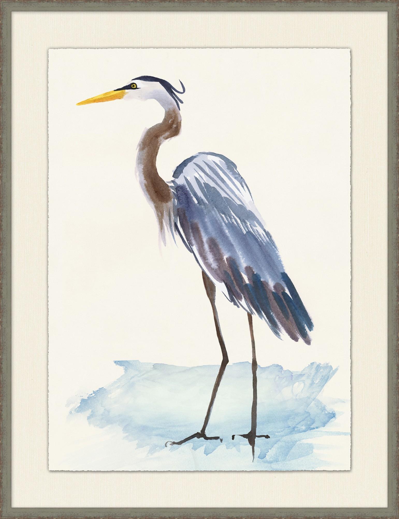 """Beach Heron 1"""
