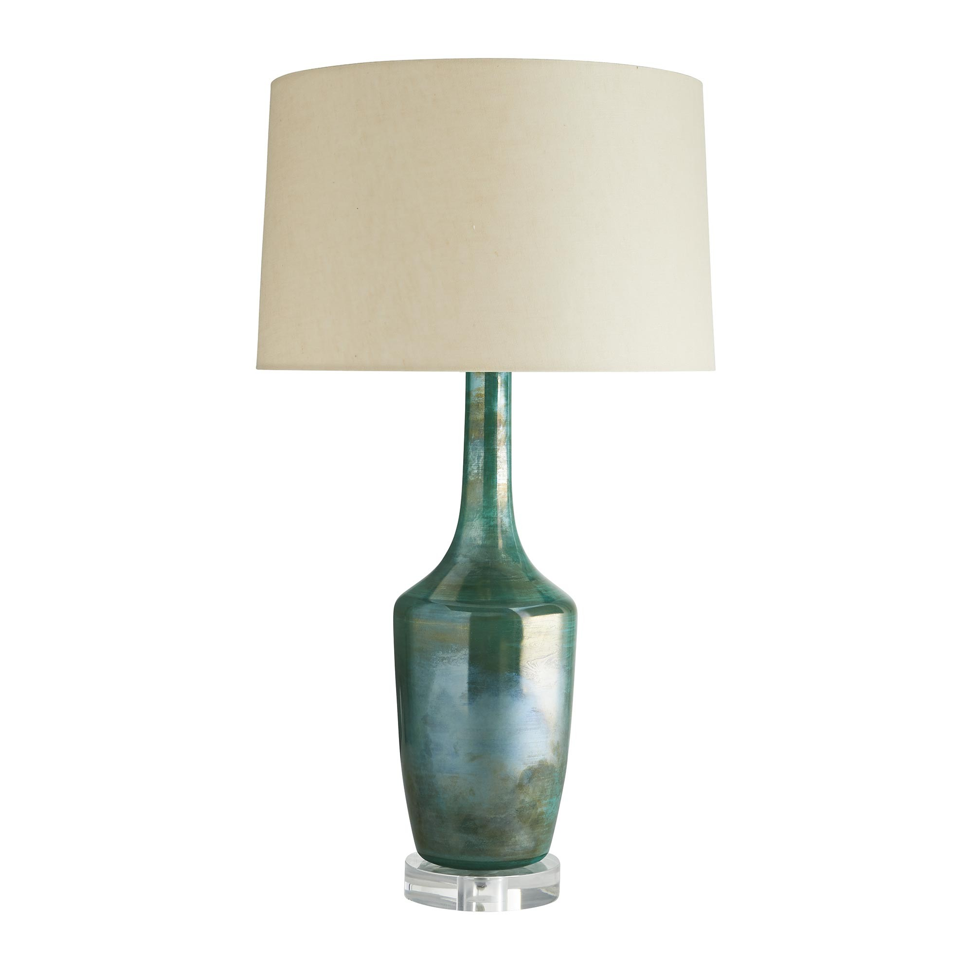 Jade Bottle Lamp-$285.00