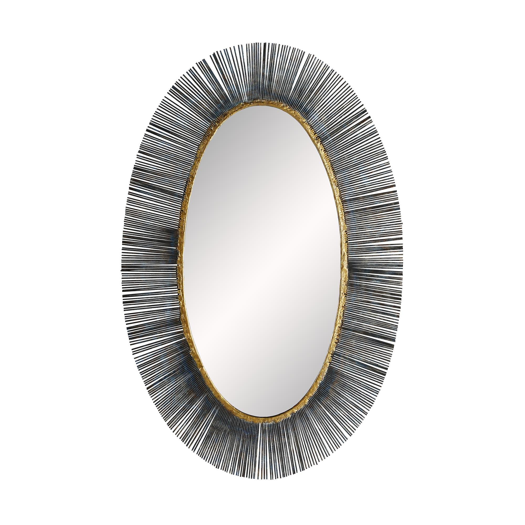 French Sunburst Mirror-$1,145.00