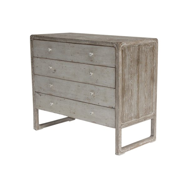 Reclaimed Peking Chest of 4 Drawers