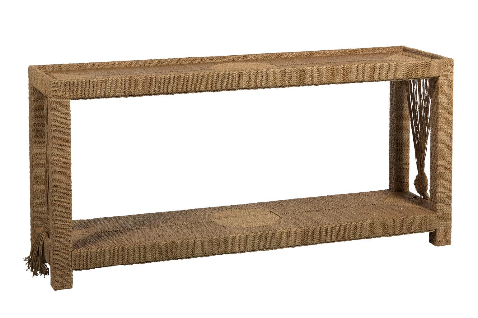 Seagrass Console Table