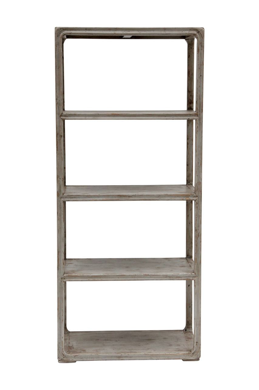 Peking Narrow Shelving Cabinet