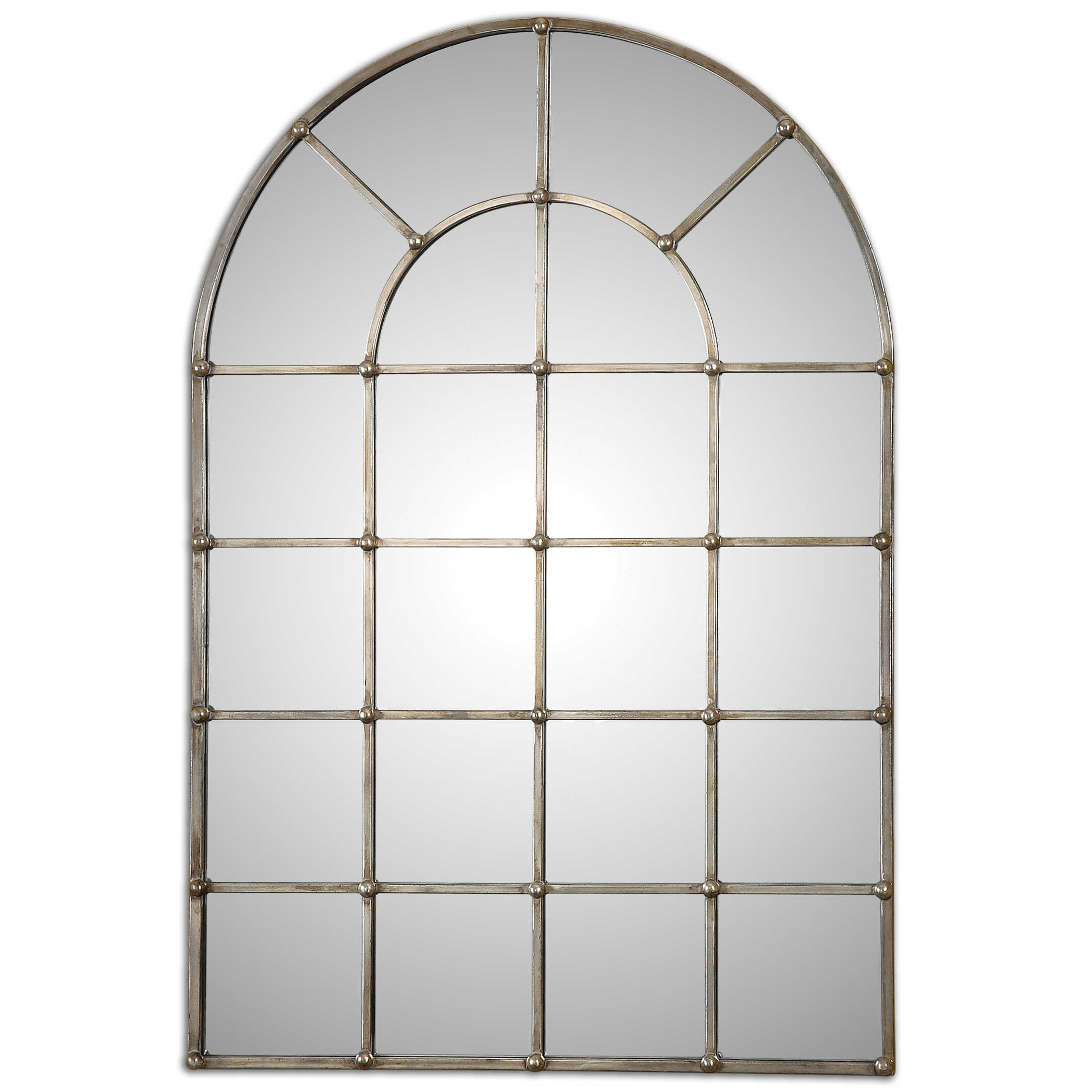 Hand Forged Arch Mirror-$578.00
