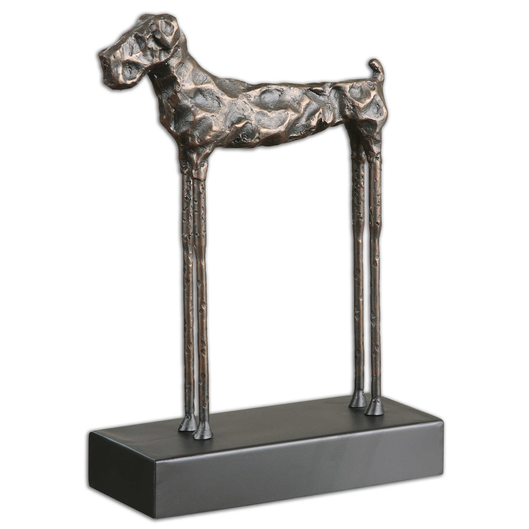 Maximus Dog Figurine